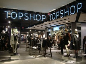 Magasin Topshop